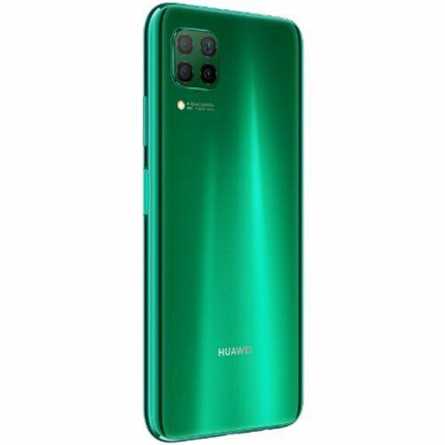 EU ECO Raktár - HUAWEI nova 6 SE 4G Okostelefon 6.4 inch EMUI 10.0.1 Android 10 Kirin 810 Octa Core 8GB RAM 128GB ROM - Zöld