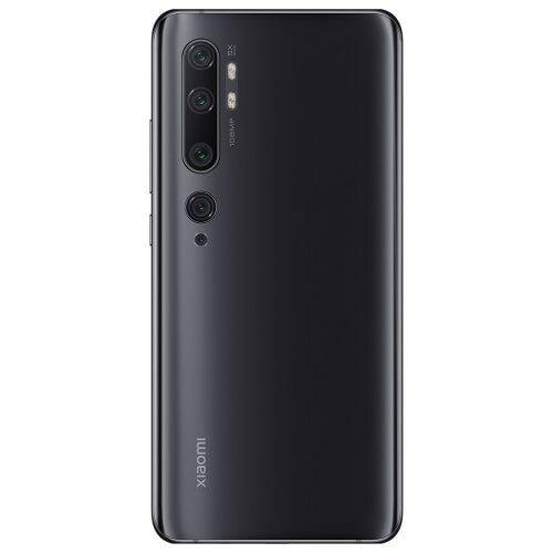 EU ECO Raktár - Xiaomi Mi Note 10 Pro 4G Okostelefon 8GB RAM 256GB ROM 108MP Penta Kamera - Fekete