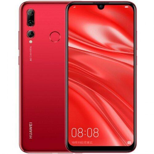EU ECO Raktár - HUAWEI Enjoy 9S 4G Okostelefon 6.21 inch EMUI 9.0 Kirin 710 Octa Core 4GB RAM 128GB ROM - Piros