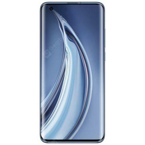 EU ECO Raktár - Xiaomi Mi 10 Pro 6.67 Inch 5G Okostelefon 120Hz Snapdragon 865 X55 Octa Core 108MP Kamera 8GB RAM 256GB ROM - Kék