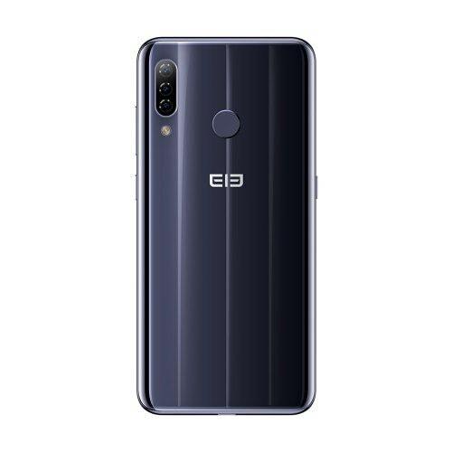 EU ECO Raktár - ELEPHONE A7H 6.4 Inch 4G Okostelefon Helio P23 4GB RAM 64GB ROM Octa Core Android 9.0 3900mAh - Fekete