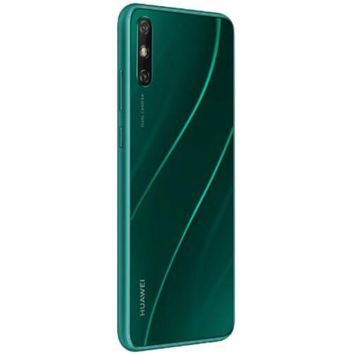 EU ECO Raktár - HUAWEI Enjoy 10e 6.3 inch 4G Okostelefon 4GB RAM 64GB ROM EMUI 10.0 - Zöld