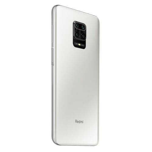EU ECO Raktár - Xiaomi Redmi Note 9S 48MP 6.67 inch 4G Okostelefon, 5020mAh Battery, 18W Fast Charging Snapdragon 720G 2.3GHz,Octa Core 4GB RAM 64GB ROM - Fehér