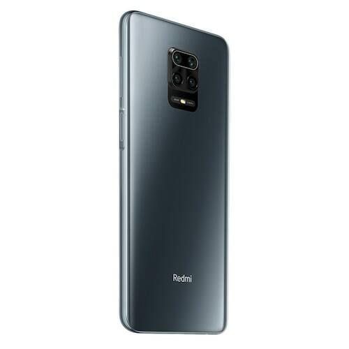 EU ECO Raktár - Xiaomi Redmi Note 9S 48MP 6.67 inch 4G Okostelefon, 5020mAh Battery, 18W Fast Charging Snapdragon 720G 2.3GHz,Octa Core 4GB RAM 64GB ROM - Szürke