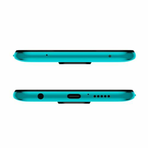 EU ECO Raktár - Xiaomi Redmi Note 9S 48MP 6.67 inch 4G Okostelefon, 5020mAh Battery, 18W Fast Charging Snapdragon 720G 2.3GHz,Octa Core 4GB RAM 64GB ROM - Kék