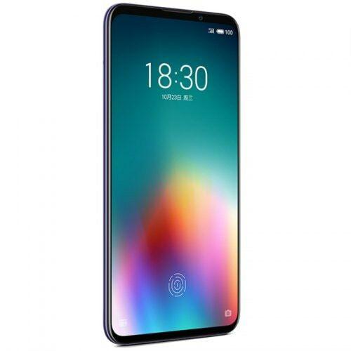 EU ECO Raktár - Meizu 16T 4G Smartphone 6.5 inch Flyme 8 Snapdragon 855 Octa Core 8GB RAM 128GB ROM - Kék