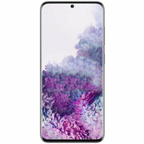 EU ECO Raktár - Samsung Galaxy S20+ 5G 5G Okostelefon 6.7 inch Qualcomm Snapdragon 865 Octa Core 12GB RAM 128GB ROM 12.0MP + 12.0MP + 64.0MP - Szürke