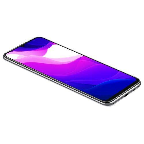 EU ECO Raktár - Xiaomi Mi 10 Lite 5G Okostelefon 6.57 inch Snapdragon 765G 8 Core 48MP + 8MP+2MP+ 2MP 4160mAh Akkumulátorral 6GB RAM 64GB ROM - Fehér