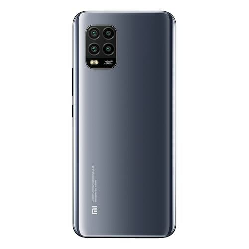 EU ECO Raktár - Xiaomi Mi 10 Lite 5G Okostelefon 6.57 inch Snapdragon 765G 8 Core 48MP + 8MP+2MP+ 2MP 4160mAh Akkumulátorral 6GB RAM 128GB ROM - Fekete