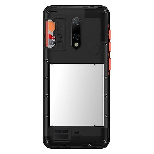 EU ECO Raktár - Ulefone Note 8P 4G okostelefon - 2GB 16GB - Narancs