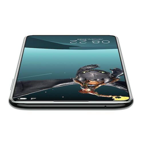 EU ECO Raktár - Elephone E10 Pro 4G Smart Phone MT6762D Octa-core 4GB RAM 128GB ROM 6.55 inch 48MP +13MP +2MP +5MP  4000mAh Akkumulátor - Szürke
