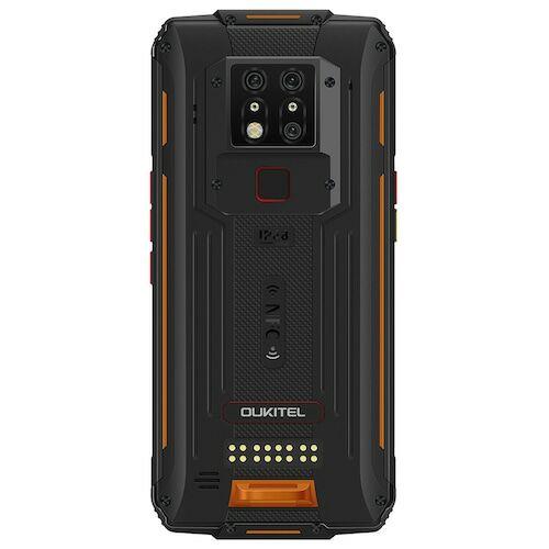 EU ECO Raktár - OUKITEL WP7 4G Okostelefon - 8GB 128GB - Narancs