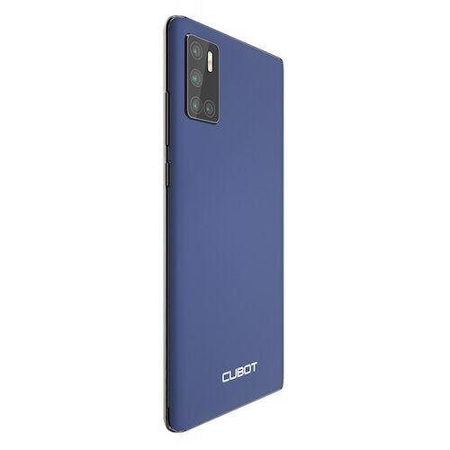 EU ECO Raktár - CUBOT P40 4G Okostelefon MT6761D Quad Core 1.8GHZ 6.2 inch előlapi Camera 12MP PDAF + 5MP + 0.3MP 4200mAh - Kék