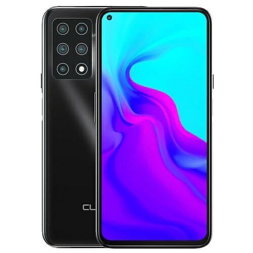 Cubot X30 4G Okostelefon 48MP Five Camera 32MP Selfie NFC 6.4 inch FHD + Display Android 10 Helio P60 Globális verzió - Fekete 8GB RAM + 128GB ROM