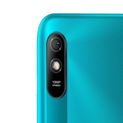 EU ECO Raktár - Xiaomi Redmi 9A 4G Okostelefon 6.53 inch HD+ DotDrop Display 5000mAh Battery 13MP AI előlapi Camera 2GB+32GB - Zöld