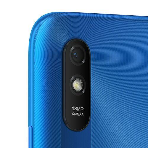 EU ECO Raktár - Xiaomi Redmi 9A 4G Okostelefon 6.53 inch HD+ DotDrop Display 5000mAh Battery 13MP AI előlapi Camera 2GB+32GB EU verzió - Kék 2GB RAM + 32GB ROM