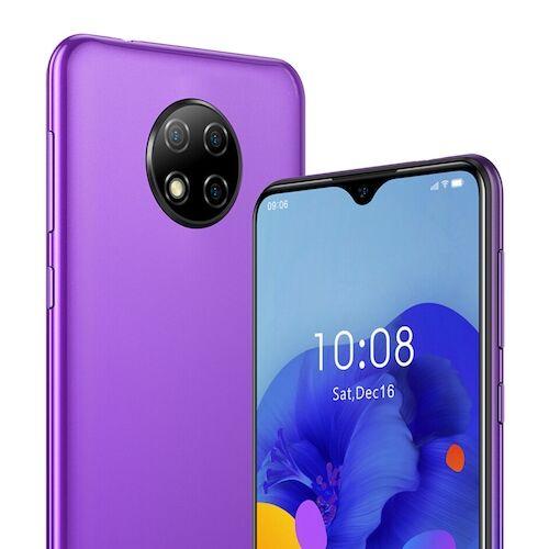 EU ECO Raktár - OUKITEL C19 4G Smartphone Android 10 2GB RAM 16GB ROM 6.49 inch HD + 13.0MP + 2.0MP + 2.0MP előlapi Camera 4000mAh - Zöld