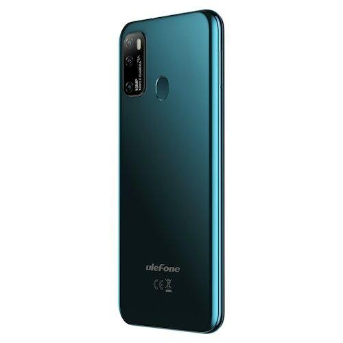 EU ECO Raktár - Ulefone Note 9P 4G okostelefon 6.52 inch Android 10 WD Octa-core 1.8GHz 4GB RAM 64GB ROM - Zöld