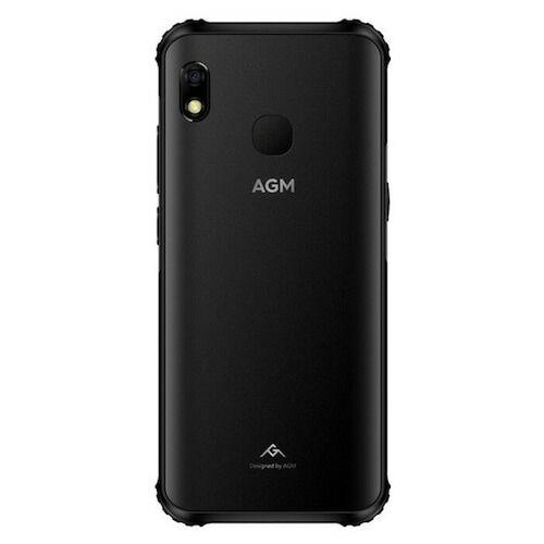 EU ECO Raktár - AGM A10 Rugged 4G Okostelefon 5.7 inch Phone NFC 4GB RAM 64GB ROM - Fekete