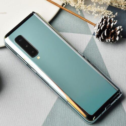 Samsung Z Fold 2 5G Okostelefon 12GB RAM 512GB ROM Qualcomm Snapdragon 855 7.3 inch 12MP Six Cameras (Front Triple + Rear Triple) Battery 4380mAh Global Version - Fekete