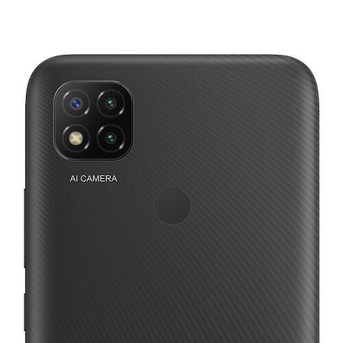 EU ECO Raktár - Xiaomi Redmi 9C 4G Smartphone 6.53 inch Media Tek Helio G35 2.3GHz Octa-core 13MP AI Triple Camera 5000mAh 2GB RAM 32GB ROM - Szürke
