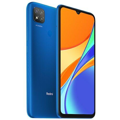EU ECO Raktár - Xiaomi Redmi 9C 4G Smartphone 6.53 inch Media Tek Helio G35 2.3GHz Octa-core 13MP AI Triple Camera 5000mAh 2GB RAM 32GB ROM - Kék