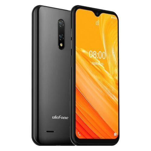 EU ECO Raktár - Ulefone Note 8 3G 5.5 inch Okostelefon 2GB RAM 16GB ROM - Fekete