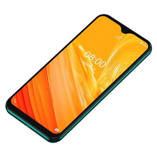 EU ECO Raktár - Ulefone Note 8 3G 5.5 inch Okostelefon 2GB RAM 16GB ROM - Zöld