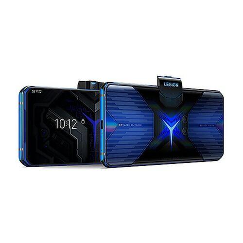 EU ECO Raktár - Lenovo Legion Pro 5G Okostelefon NFC Nemzetközi verzió Snapdragon 865 Plus 6.65 inch 144Hz Screen 64MP Camera 5000mAh 90W SuperCharge - Kék 12GB RAM + 128GB ROM