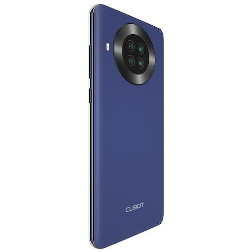 EU ECO Raktár - CUBOT NOTE 20 PRO 4G Okostelefon 6.5 inch Helio P60 Octa-core 12MP + 20MP + 0.3MP Rear Camera 8MP Front Camera Android 10 6GB RAM 128GB ROM 4200mAh Battery - Kék