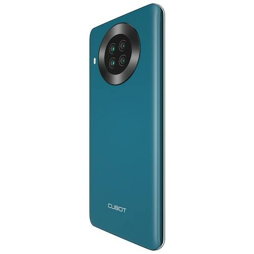 EU ECO Raktár - CUBOT NOTE 20 PRO 4G Okostelefon 6.5 inch Helio P60 Octa-core 12MP + 20MP + 0.3MP Rear Camera 8MP Front Camera Android 10 6GB RAM 128GB ROM 4200mAh Battery - Zöld