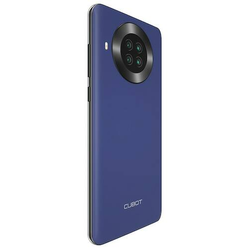 EU ECO Raktár - CUBOT NOTE 20 PRO 4G Smartphone 6.5 inch NFC Globális verzió - Fekete 8GB RAM + 128GB ROM - Kék