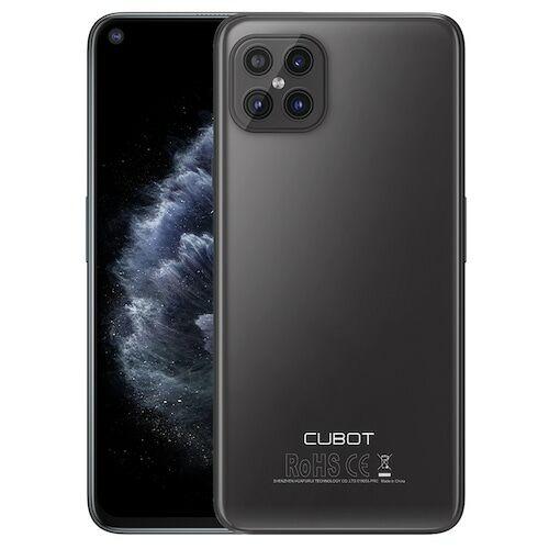 EU ECO Raktár - CUBOT C30 4G Smartphone Helio P60 Octa-core 6.4 inch 48MP + 16MP + 5MP + 0.3MP előlapi 32MP Front Camera Android 10 4200mAh Battery NFC Globális verzió - Zöld 8GB RAM + 256GB ROM