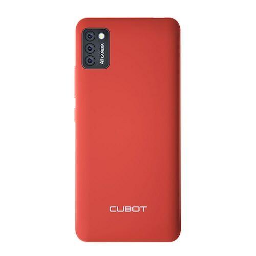 EU ECO Raktár - CUBOT NOTE 7 4G Okostelefon MT6737 Quad Core Android 10 2GB RAM 16GB ROM Globális verzió - Piros