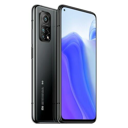 EU ECO Raktár - Xiaomi Mi 10T 5G Okostelefon 6.67 Inch 144Hz AdaptiveSync Display Snapdragon 865 64MP Camera 5000mAh Battery 33W Fast Charge - 6GB RAM 128GB ROM - Fekete