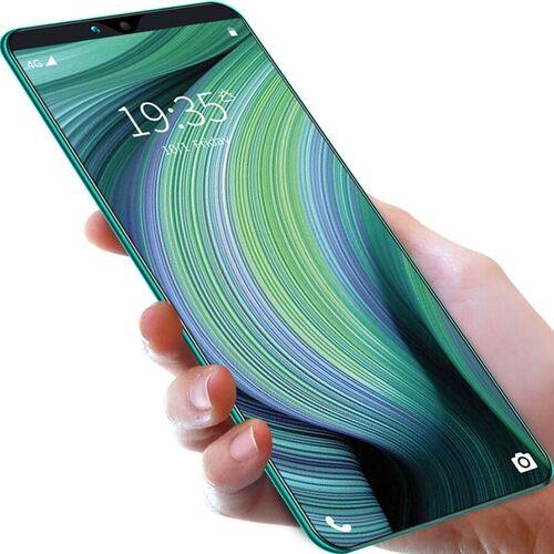 EU ECO Raktár - Rino5 4G Okostelefon MTK6580 6.3 Inch 2GB RAM 16GB ROM Android 9.0 8MP 16MP Cameras 4000mah Battery Face ID - Zöld