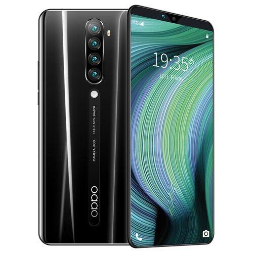 EU ECO Raktár - Rino5 4G Okostelefon MTK6580 6.3 Inch 2GB RAM 16GB ROM Android 9.0 8MP 16MP Cameras 4000mah Battery Face ID - Fekete