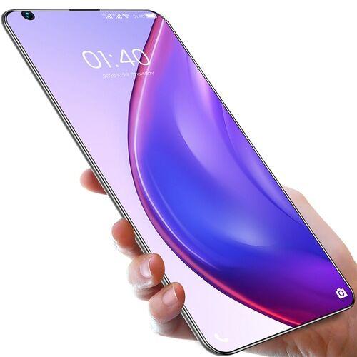 EU ECO Raktár - M10 Ultra 4G Okostelefon MT6889 Octa Core 7.2 inch 2GB RAM 32GB ROM Android 9.1 8MP + 12MP Cameras 4800mah Battery Face ID Fingerprint Recognition with WiFi + BT + FM + GPS - Szürke