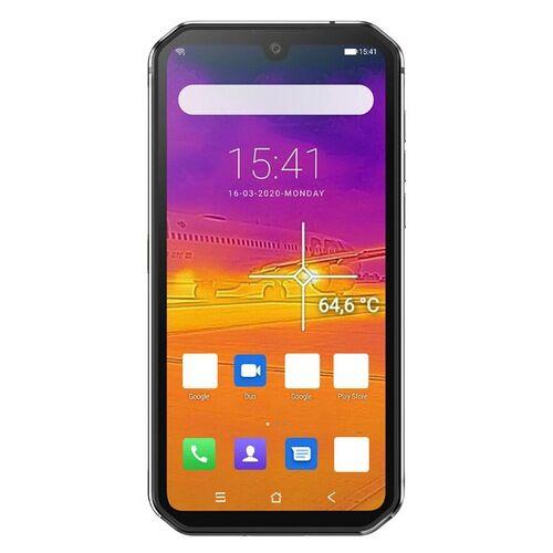 EU ECO Raktár - BlackView BV9900 Pro IP68 Vízálló 4G Okostelefon 5.84 inch FHD+ NFC 4380mAh Battery Android 9.0 Thermal by FLIR Camera 8GB RAM 128GB ROM Helio P90 Processor - Szürke