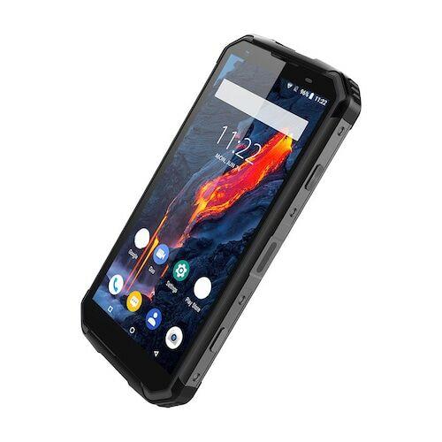 EU ECO Raktár - BlackView BV9500 Plus IP68 Vízálló 4G Okostelefon 10000mAh Wi-Fi Charge Helio Octa Core 5.7 inch 4GB 64GB Android 9.0 Okostelefon - Fekete