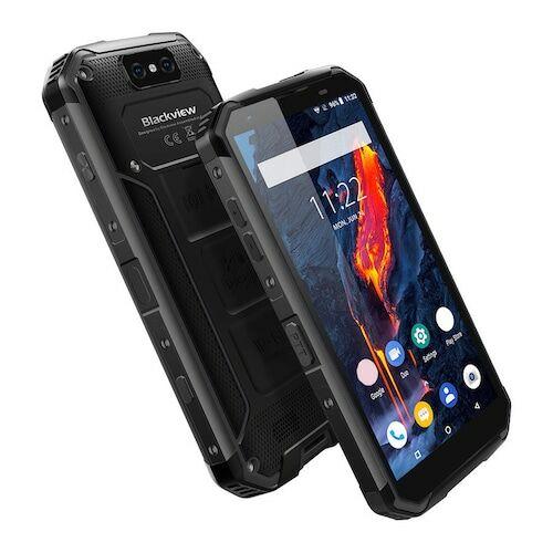 EU ECO Raktár - BlackView BV9500 Plus IP68 Vízálló 4G Okostelefon 10000mAh Wi-Fi Charge Helio Octa Core 5.7 inch 4GB 64GB Android 9.0 Okostelefon - Sárga