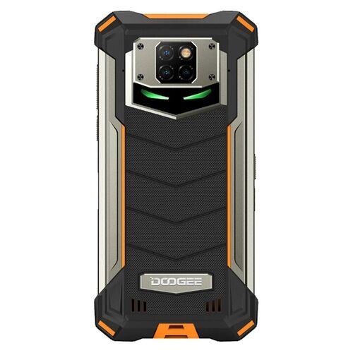 EU ECO Raktár - Doogee S88 Pro 6.3 inch FHD+ IP68 / IP69K Vízálló NFC 10000mAh Reverse Wireless Charging Android 10 6GB 128GB Helio P70 4G Okostelefon Globális verzió - Zöld