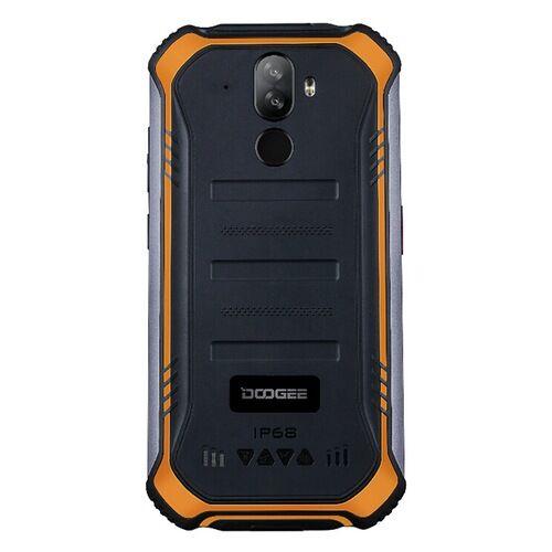 EU ECO Raktár - Doogee S40 Pro 5.45 inch IP68 / IP69K Vízálló NFC Android 10.0 4650mAh 13MP Dual előlapi Camera 4GB 64GB Helio A25 4G Okostelefon - Zöld