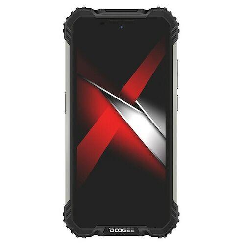 EU ECO Raktár - Doogee S58 Pro 4G Okostelefon Globális verzió 5.71 inch IP68 / IP69K Waterproof NFC 5180mAh Android 10 16MP AI Triple előlapi Camera 6GB 64GB Helio P22 - Fekete