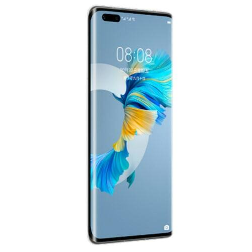 EU ECO Raktár - Huawei Mate 40 Pro 5G Okostelefon 6.76 inch EMUI 11.0 Kirin 9000 Octa-core 50.0MP + 20.0MP + 12.0MP előlapi Camera 4400mAh - Fekete 8GB RAM+128GB ROM