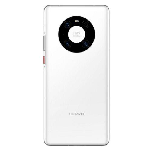 EU ECO Raktár - Huawei Mate 40 Pro 5G Okostelefon 6.76 inch EMUI 11.0 Kirin 9000 Octa-core 50.0MP + 20.0MP + 12.0MP előlapi Camera 4400mAh - Fehér 8GB RAM+128GB ROM