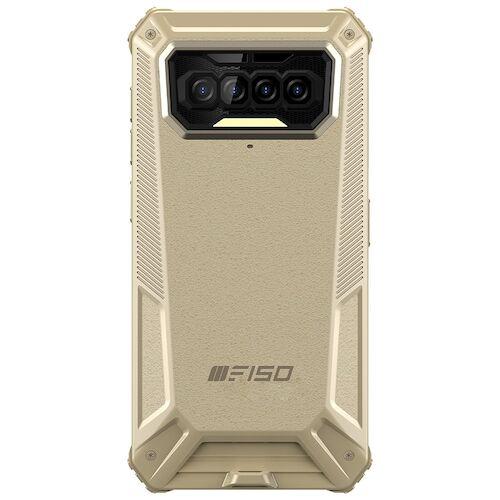 EU ECO Raktár - Oukitel Bison 2021 4G Okostelefon MTK Helio G25 Octa Core 8000mAh 5.86 inch HD+ 6GB 64GB Quad Camera Globális verzió - Sárga