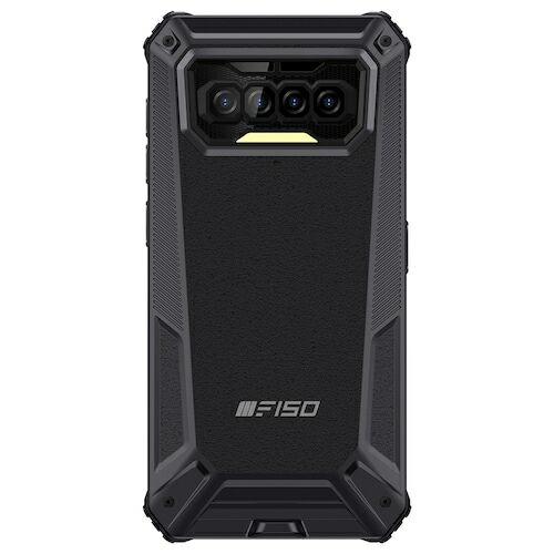 EU ECO Raktár - Oukitel Bison 2021 4G Okostelefon MTK Helio G25 Octa Core 8000mAh 5.86 inch HD+ 6GB 64GB Quad Camera Globális verzió - Fekete