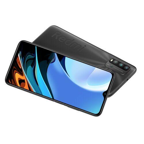 EU ECO Raktár - Xiaomi Redmi 9T 4G Okostelefon 6.53 inch Snapdragon 662 Octa-core előlapi Caremas 48MP + 8MP + 2MP + 2MP Battery 6000mAh 4GB RAM 128GB ROM - Szürke
