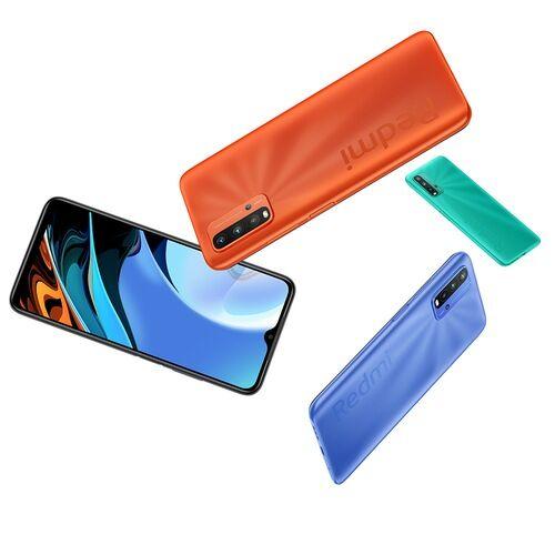 EU ECO Raktár - Xiaomi Redmi 9T 4G Okostelefon 6.53 inch Snapdragon 662 Octa-core előlapi Caremas 48MP + 8MP + 2MP + 2MP Battery 6000mAh 6GB RAM 128GB ROM - Narancs